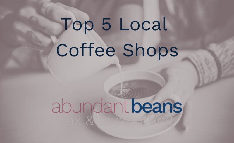 Top 5 Local Coffee Shops