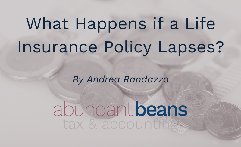 What Happens if a Life Insurance Policy Lapses_